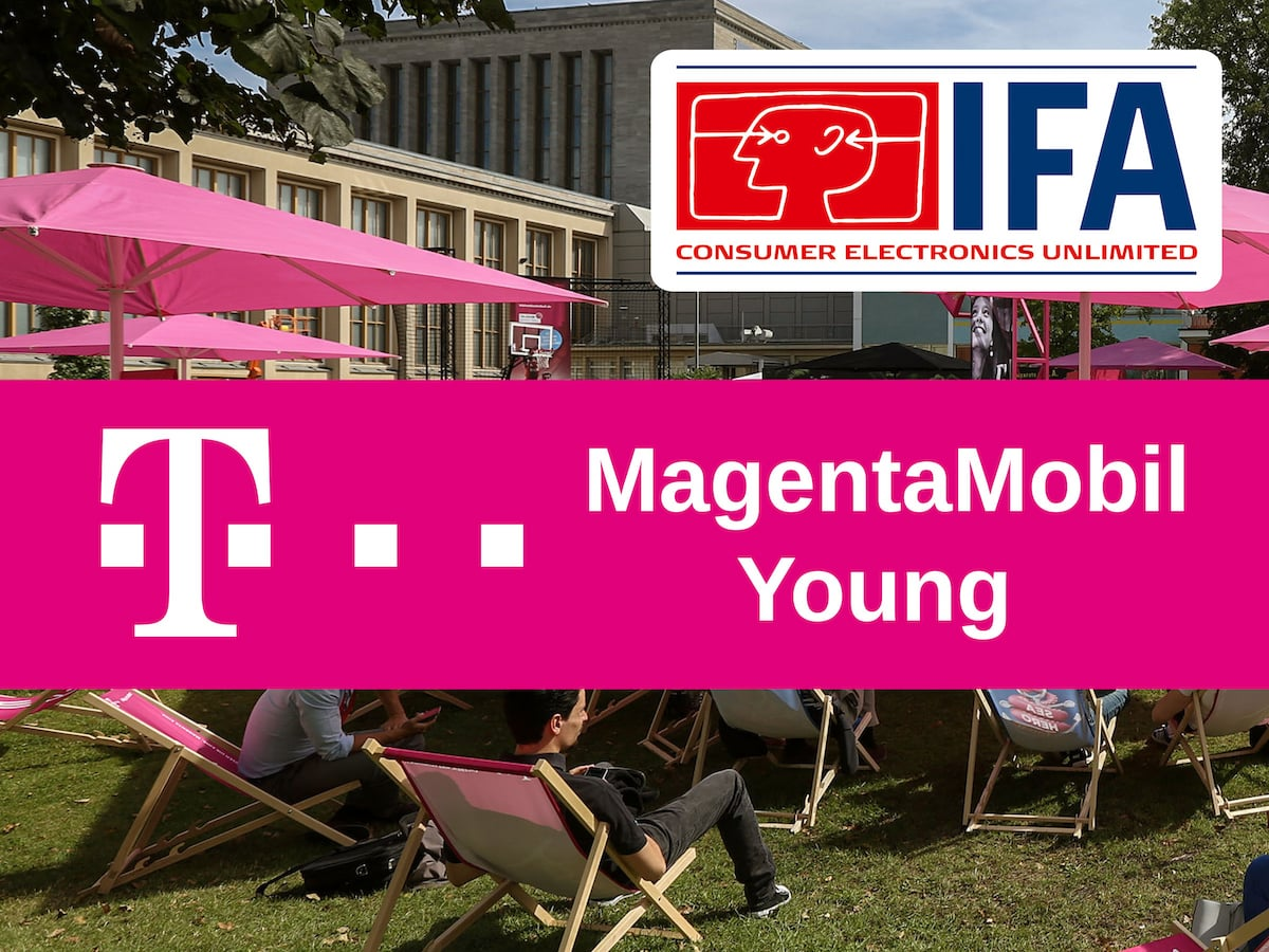 ifa telekom startet neue magentamobil young tarife news. Black Bedroom Furniture Sets. Home Design Ideas