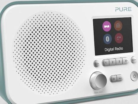 pure bringt neue digitalradios in den handel. Black Bedroom Furniture Sets. Home Design Ideas