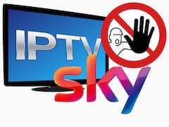 Sky Programme Weg
