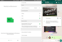 Transcriber for WhatsApp wandelt Sprachnachrichten in Text um