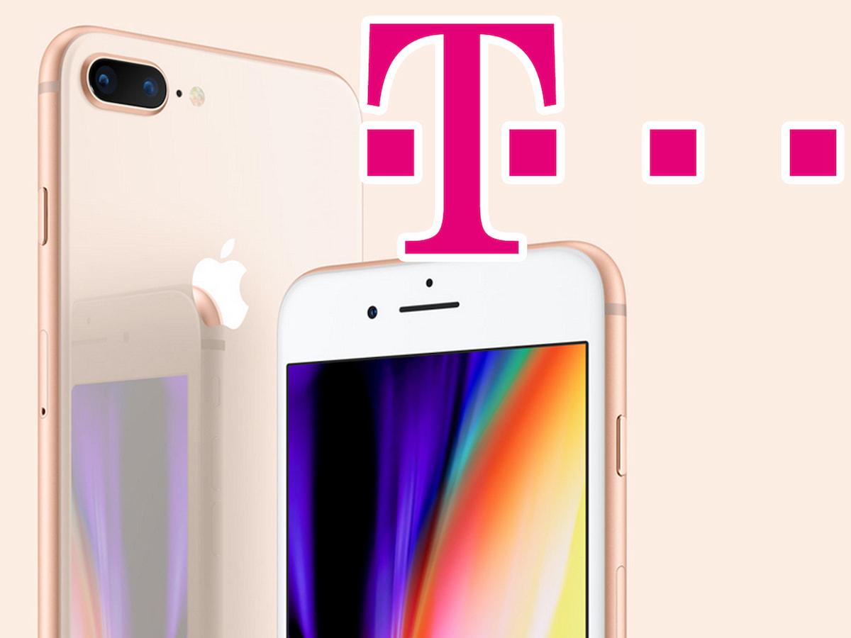 Apple IPhone 8 Plus Bei Der Telekom Lange Wartezeiten
