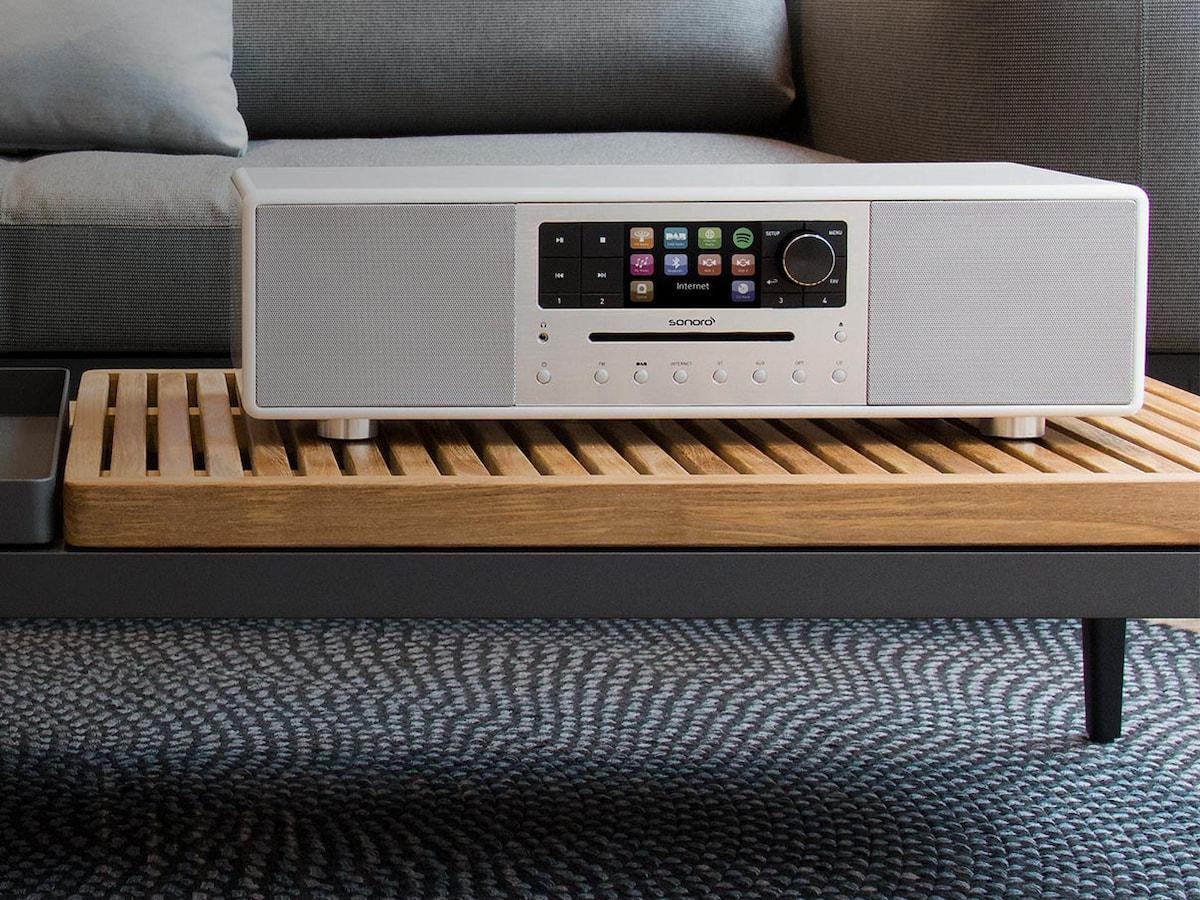 sonoro audio stellt sein meisterst ck vor news. Black Bedroom Furniture Sets. Home Design Ideas