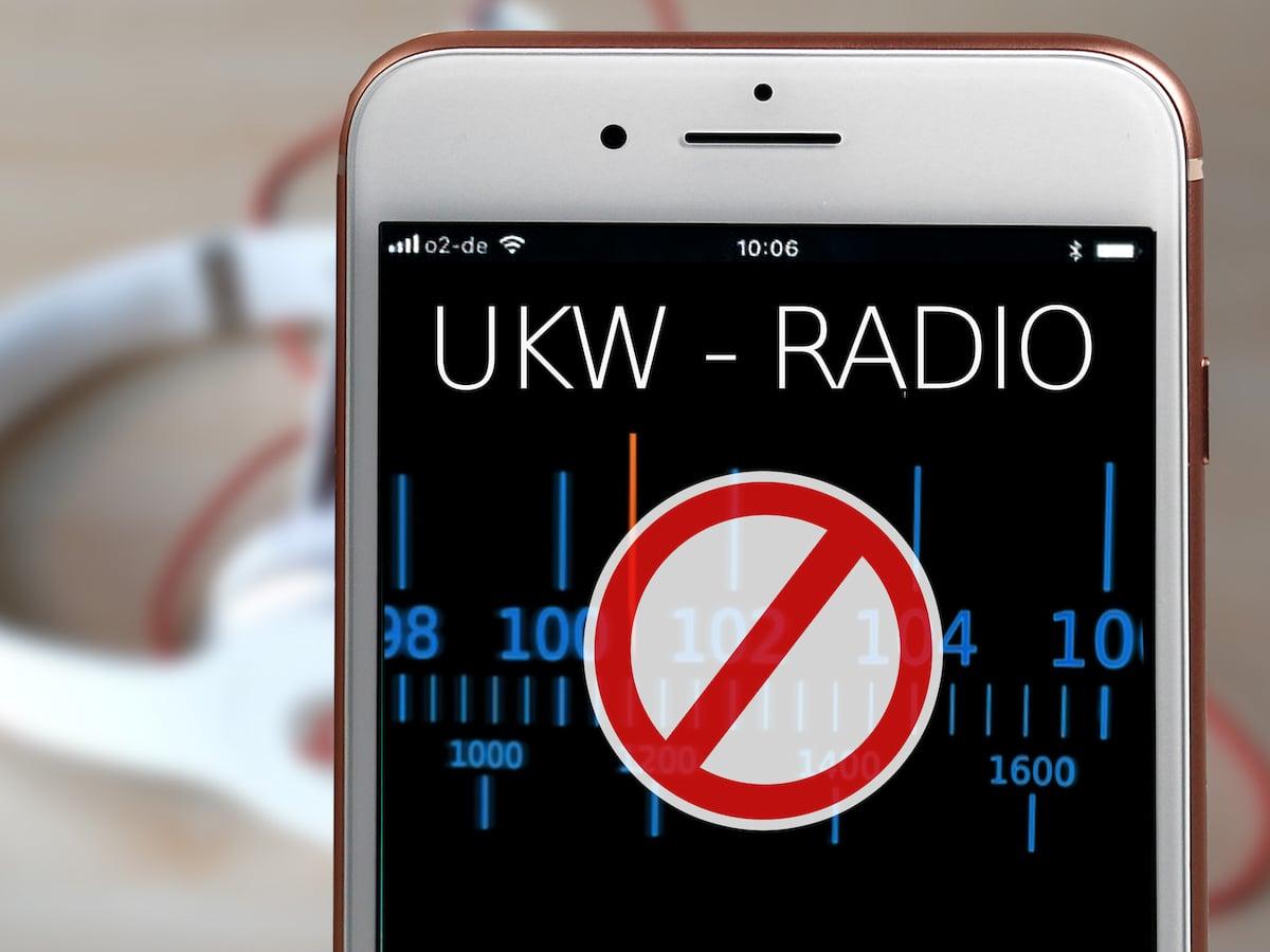 Apple Das IPhone Hat Kein Integriertes UKW Radio