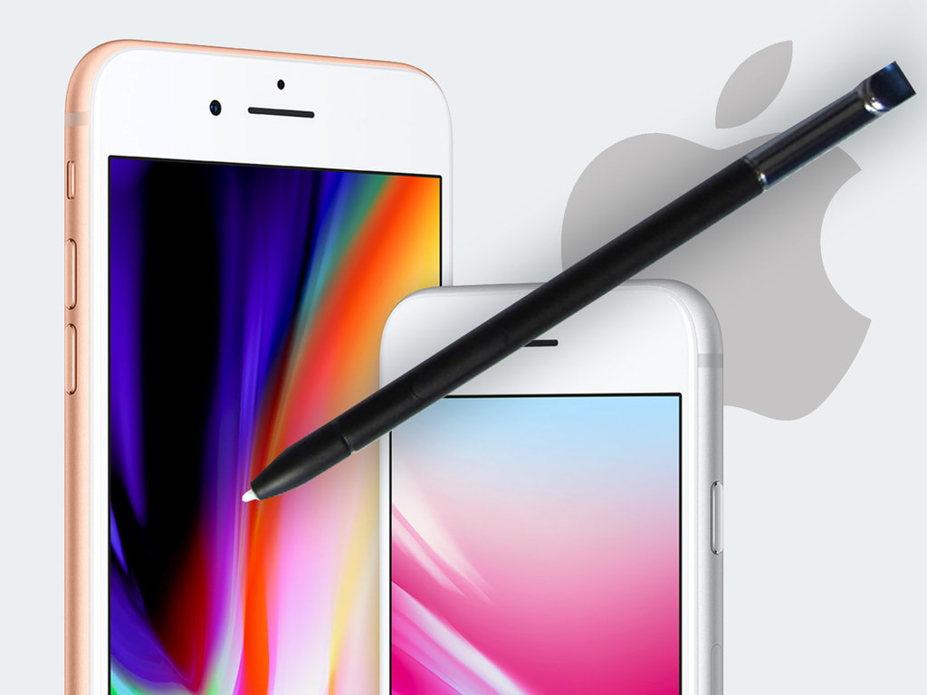apple pencil kommt das iphone mit stift bedienung news. Black Bedroom Furniture Sets. Home Design Ideas