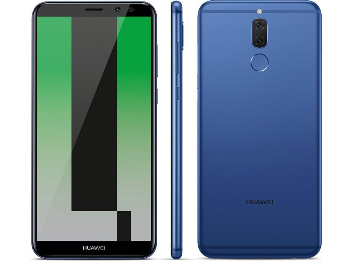 Huawei mate 10 lite smartphone mit zwei dual kameras for Housse huawei mate 10 lite