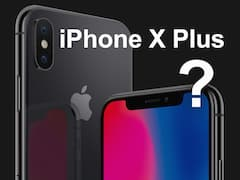 Kommt 2018 das iPhone X Plus?