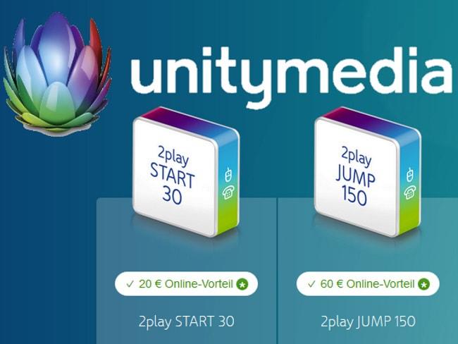 Unitymedia 2play Tarife Schneller Surfen Zum Gleichen Preis