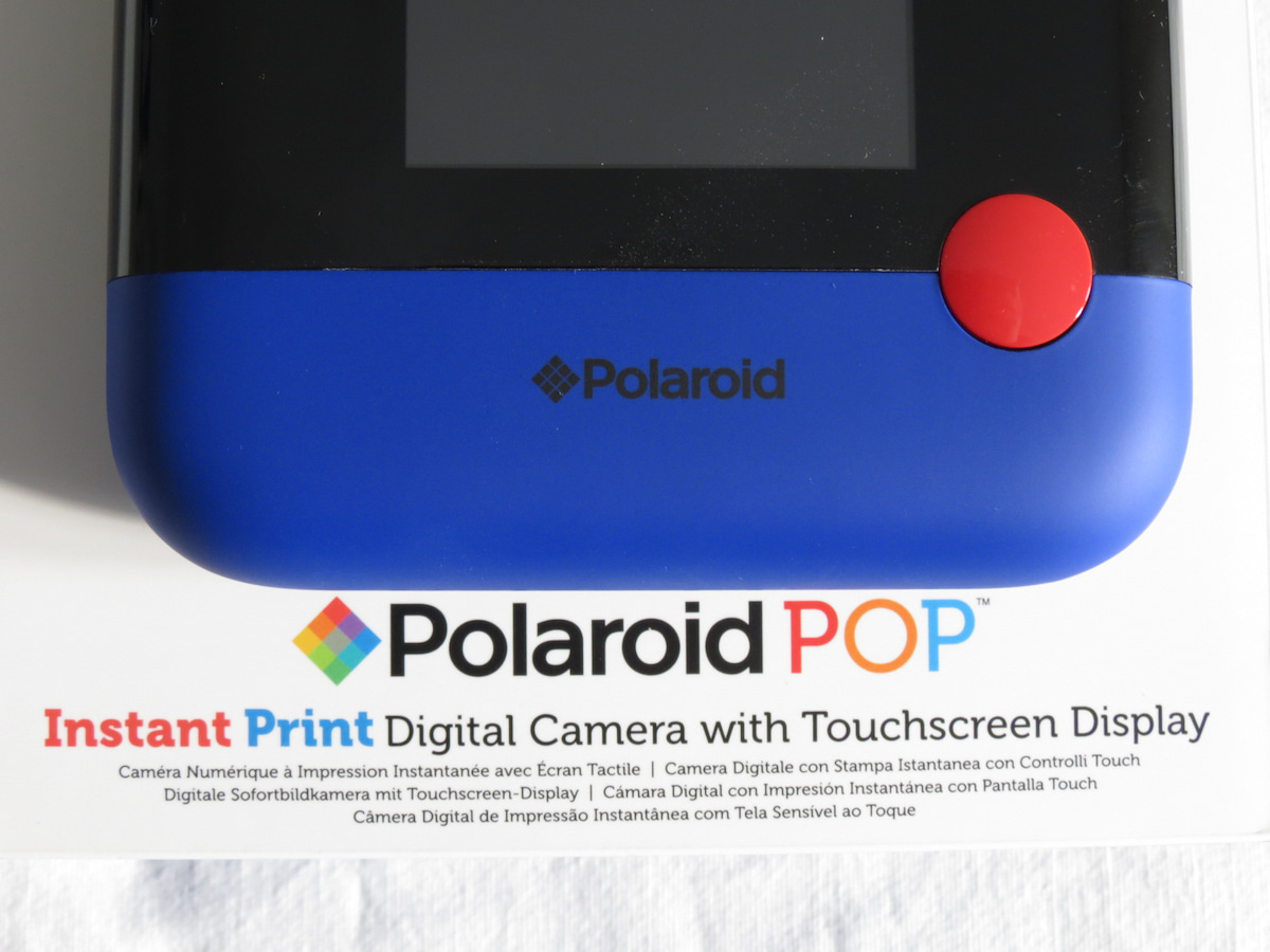 polaroid pop digitale sofort bild kamera im test. Black Bedroom Furniture Sets. Home Design Ideas