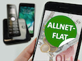 Handy mit Allnet-Flatrate