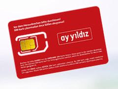Prepaid Karte Internet.Ay Yildiz Angebot Gratis Prepaid Karte Mit Startguthaben Teltarif