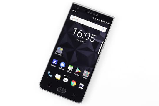Blackberry Motion im Test