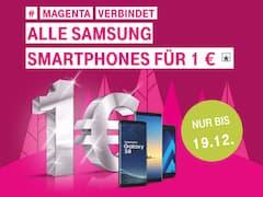 Nur Mit Teuren Verträgen Samsung Handy Für 1 Euro Bei Der Telekom