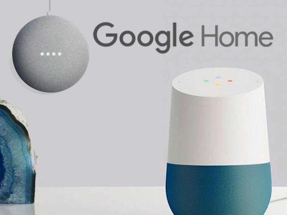 google home neue ger chte zu modell mit display. Black Bedroom Furniture Sets. Home Design Ideas