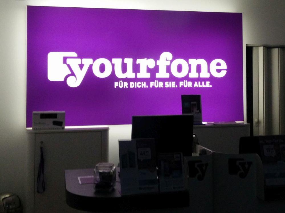 Drillisch Verkauft Yourfone Shops Und Kündigt Allen Betreibern