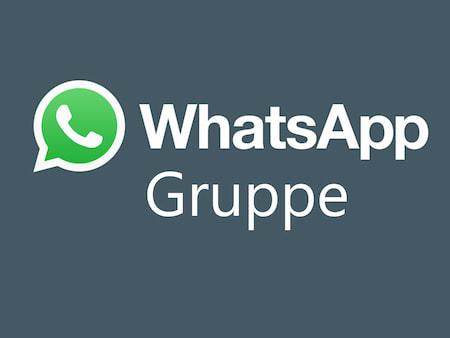 WhatsApp-Gruppe: Mitglieder einfach per Link einladen