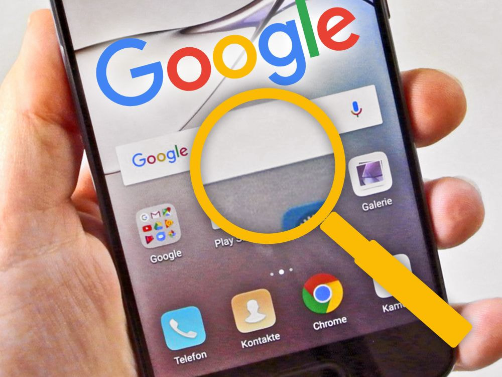 google berarbeitet ranking f r mobile suche news. Black Bedroom Furniture Sets. Home Design Ideas