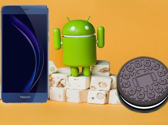 Offiziell: Kein Update auf Android 8 Oreo fürs Honor 8 [Update