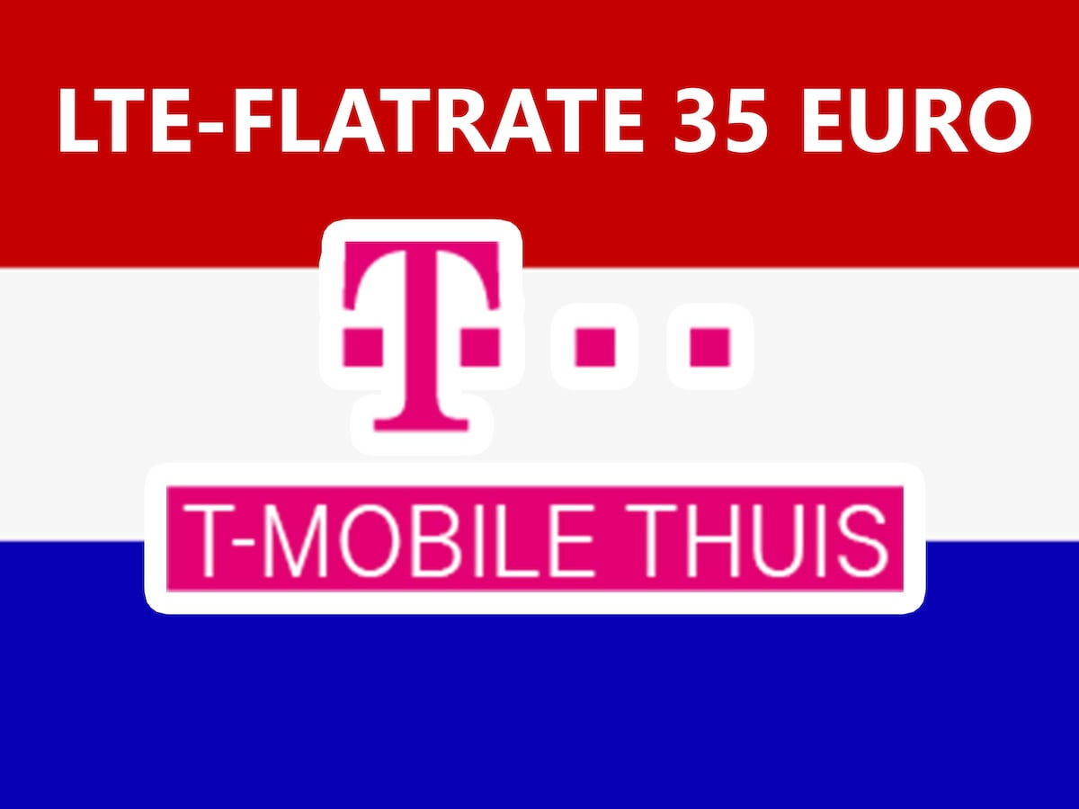 t mobile nl bringt lte flatrate f r zuhause f r 35 euro news. Black Bedroom Furniture Sets. Home Design Ideas