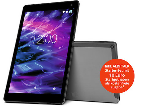 aldi lte tablet mit viel speicher im schn ppchen check. Black Bedroom Furniture Sets. Home Design Ideas