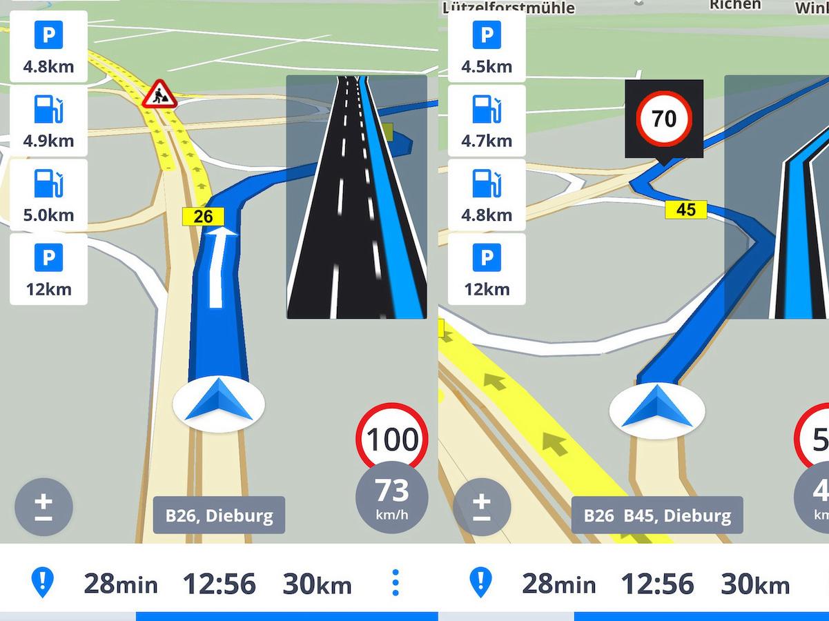Sygic GPS Navigation: Google-Maps-Konkurrent im Kurztest