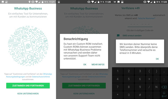 Whatsapp Business Im Ersten Test Teltarifde News