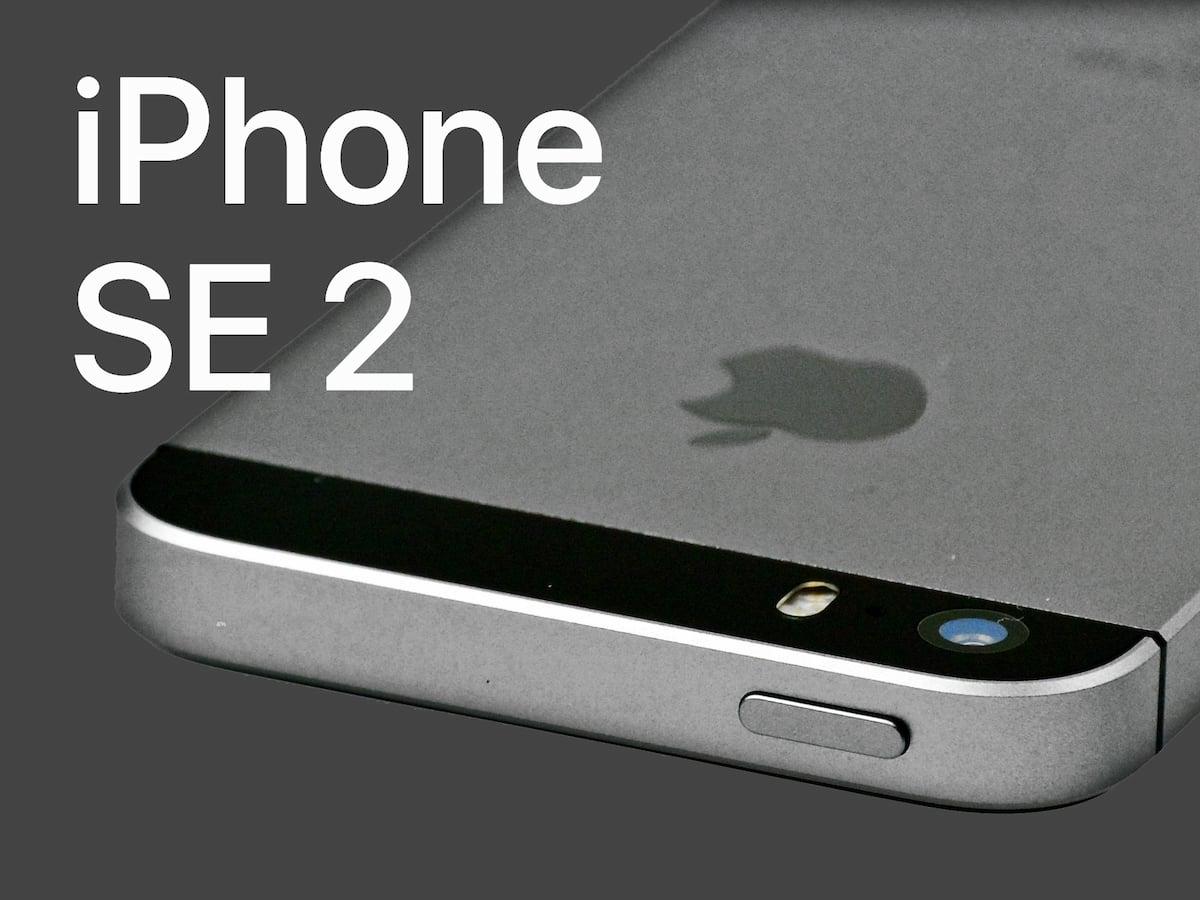 neues iphone se 2