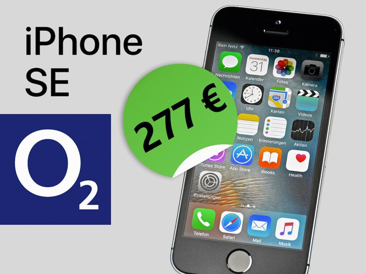 8845b4c2f2 Ab sofort verfügbar: Apple iPhone SE für 277 Euro - teltarif.de News