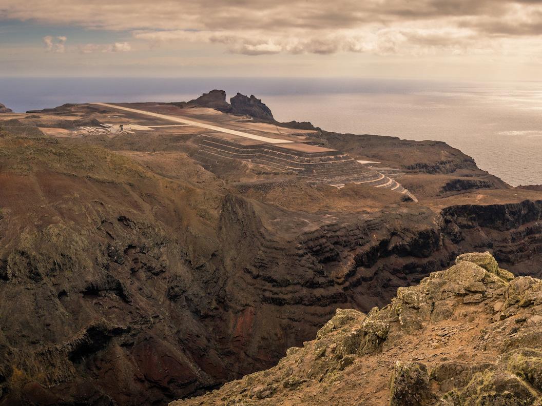 St Helena 2000 Kilometer Glasfaser Für Eine Insel Teltarifde News