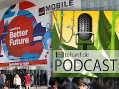 MWC-Highlights im Podcast