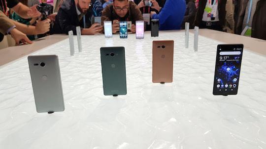 Sony Xperia XZ2 Und XZ2 Compact Mit Dual-SIM Vorgestellt