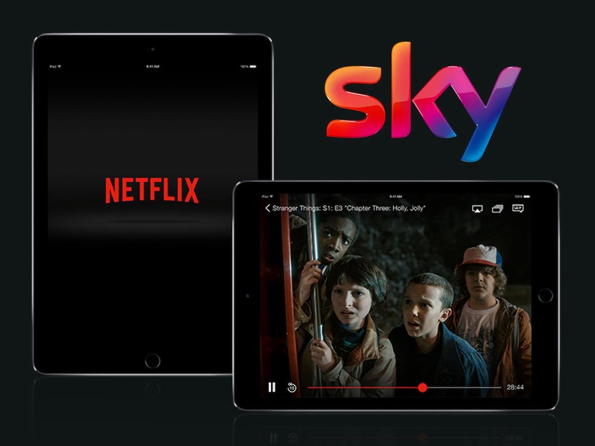 Netflix Auf Sky Receiver