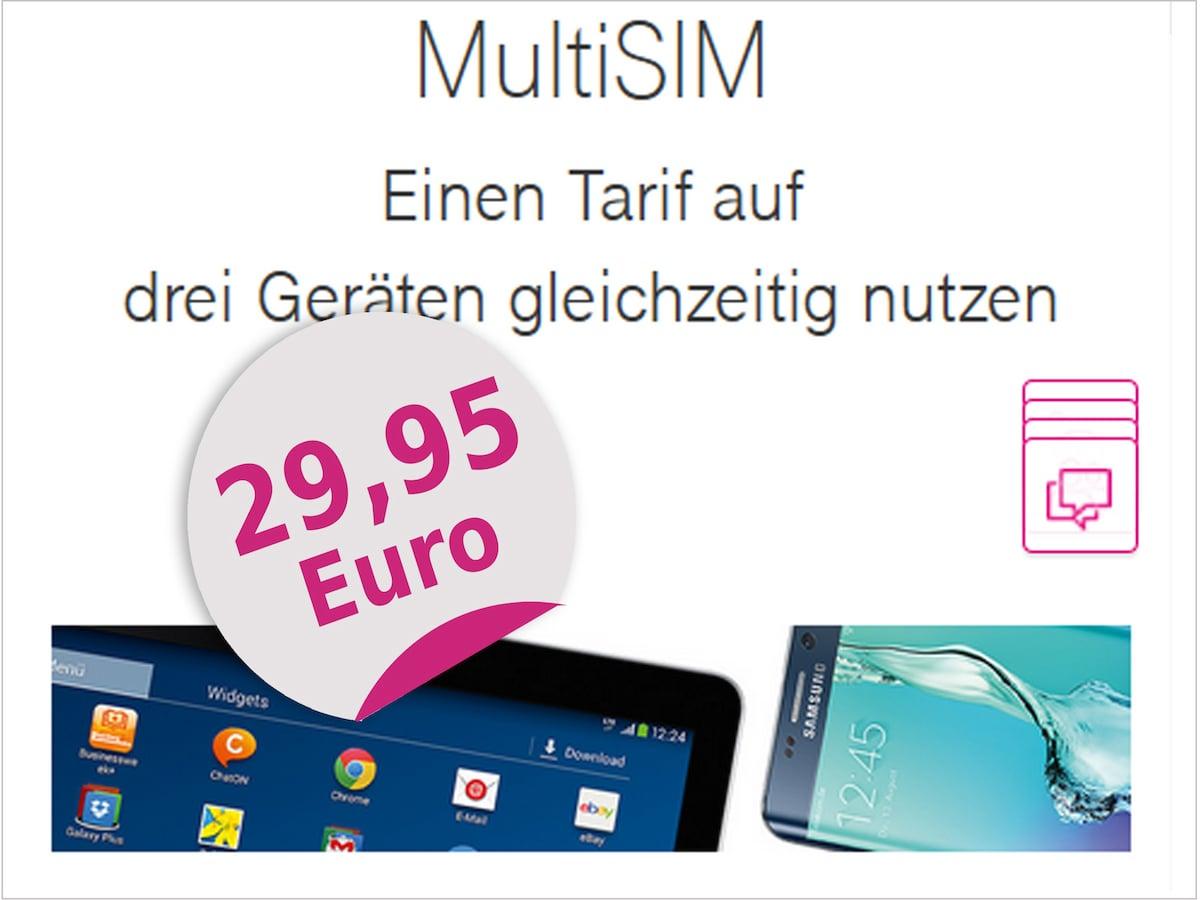 telekom multisim f r 30 euro teurer als viele handy. Black Bedroom Furniture Sets. Home Design Ideas