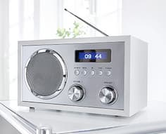 digitalradio mit dab und bluetooth bei aldi s d. Black Bedroom Furniture Sets. Home Design Ideas