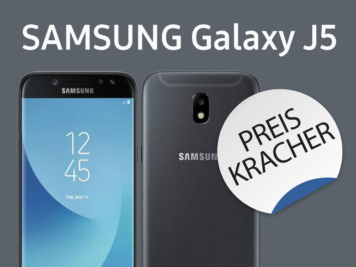 Samsung J5 Sd Karte Als Interner Speicher.Schnäppchen Check Samsung Galaxy J5 Duos 2017 Teltarif De News