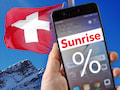 Sunrise stellt neue Tarife mit mehr Datenvolumen , Roaming und eine Musik-Option vor