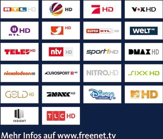 freenet tv startet angebot ber satellit zum gleichen preis news. Black Bedroom Furniture Sets. Home Design Ideas