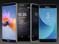 Android-Smartphones unter 250 Euro