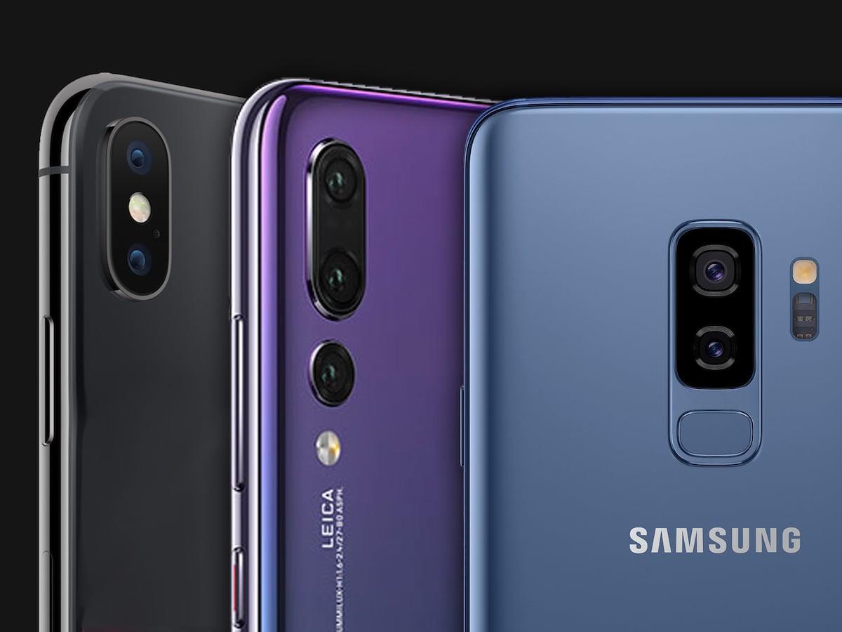 huawei samsung iphone vergleich