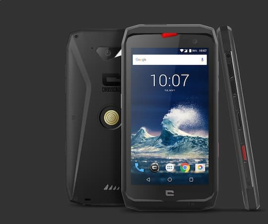 Das neue Outdoor-Smartphone Crosscall Action-X3