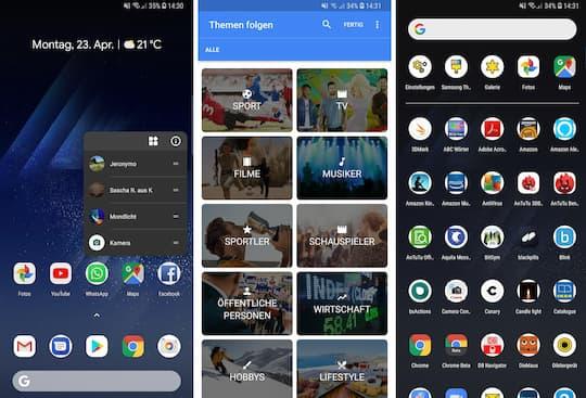 Rootless Pixel Launcher 3 5: Das Bild vom unberührten Android