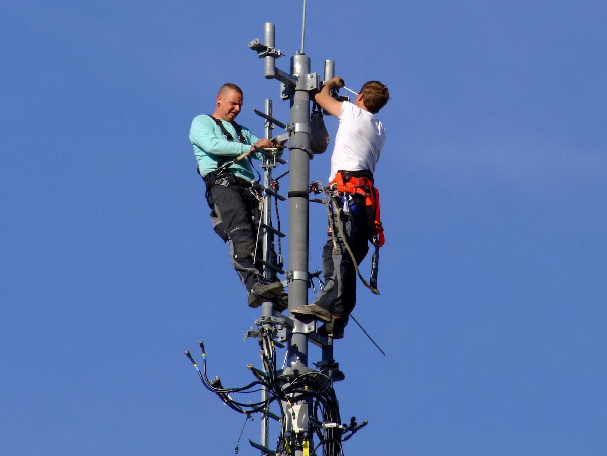 O2 Netzausbau Erst 66 Prozent Lte Flchenabdeckung News Electricity In Action