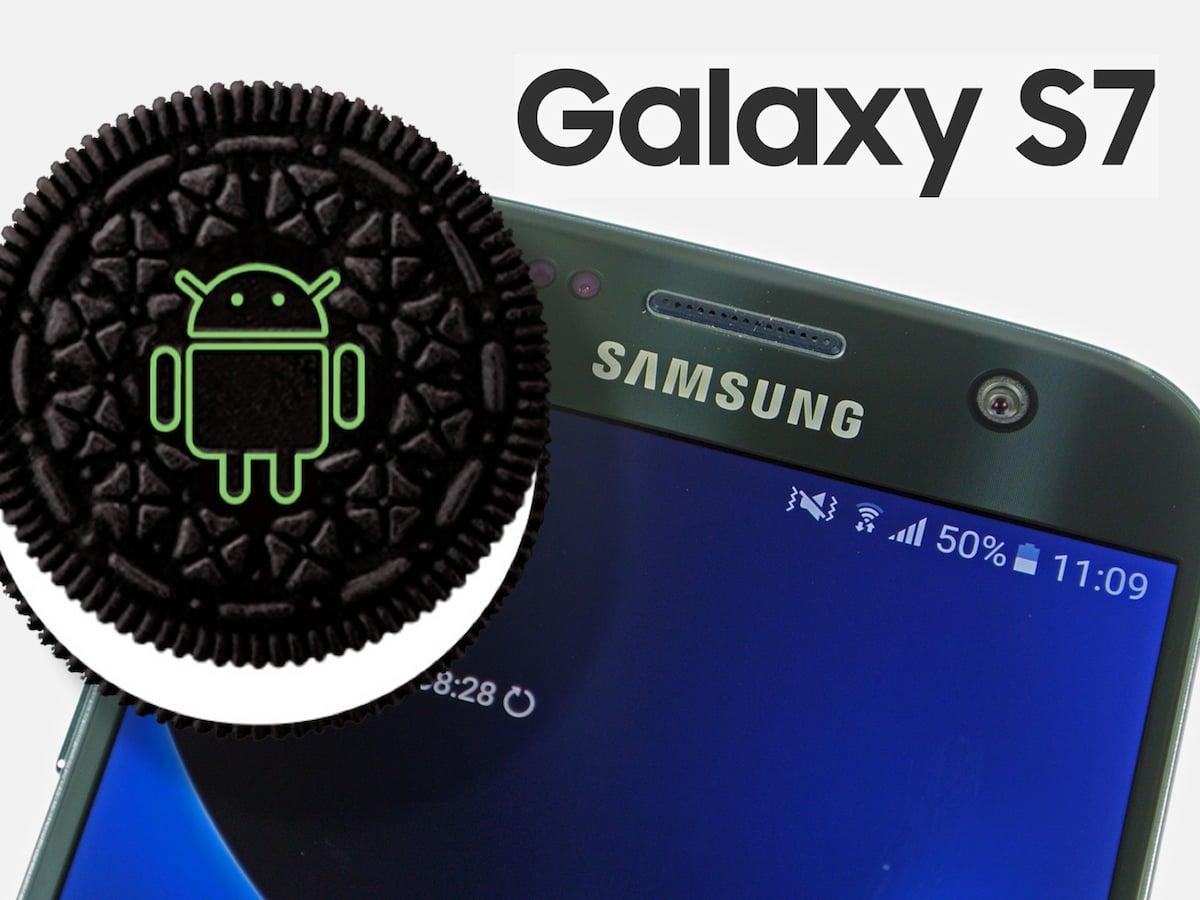 Sim Karte S7 Edge.Android 8 Oreo Samsung Stoppt Update Für Galaxy S7 Teltarif De News