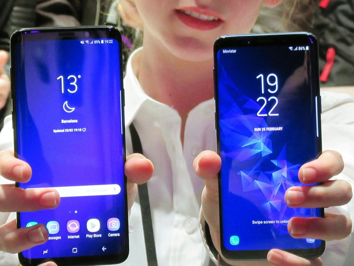 Galaxy S9(+): Erneutes Update gegen Telefonie-Probleme - teltarif.de ...