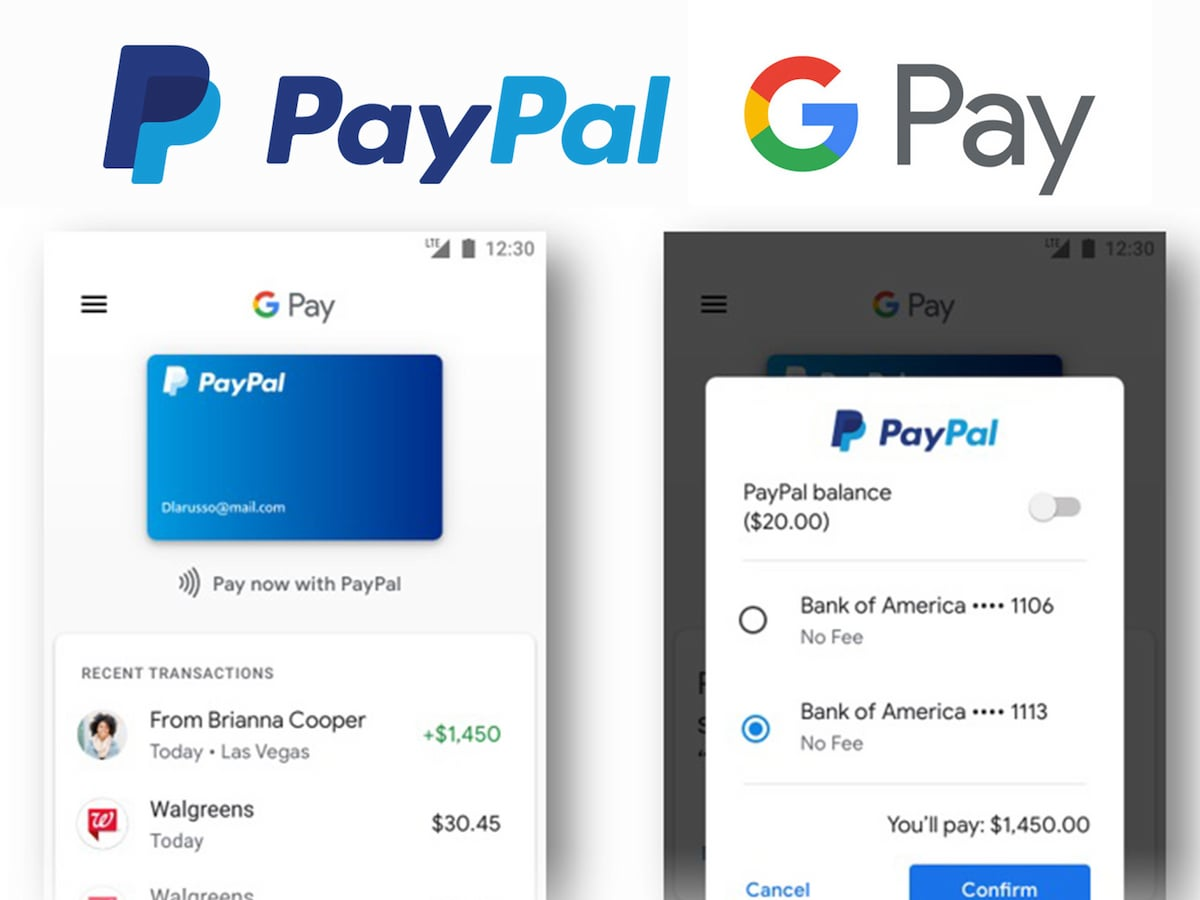 Paypal Aufladekarte