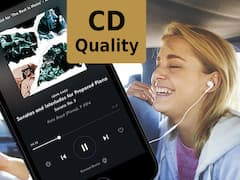 Streaming in CD-Qualität