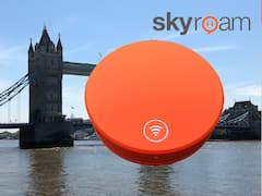 Skyroam-Test in Großbritannien