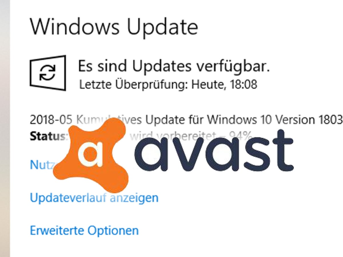 avast free antivirus deinstallieren windows 10