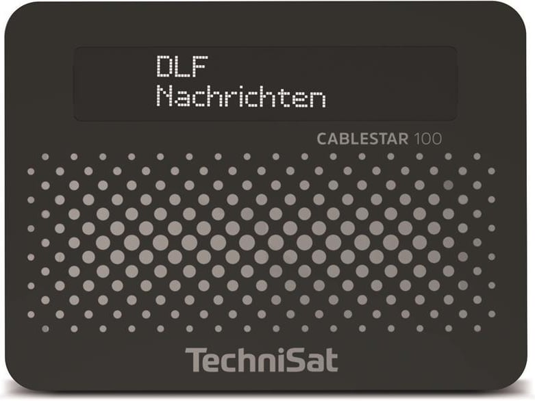 technisat bringt dvb c adapter f r kabelradio auf den. Black Bedroom Furniture Sets. Home Design Ideas
