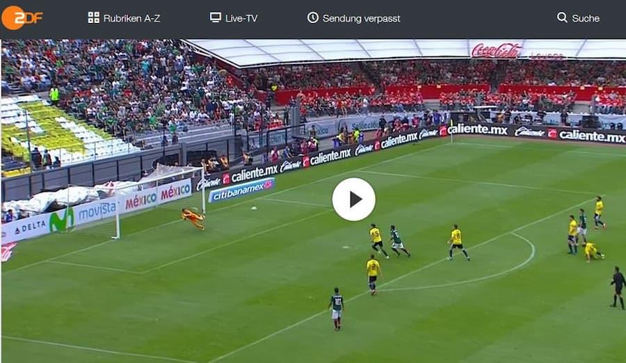 Fußball Streaming Seiten