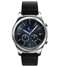 Samsungs aktuelle Smartwatch Galaxy Gear S3 Classic